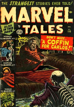 Marvel Tales (1949) 110-A