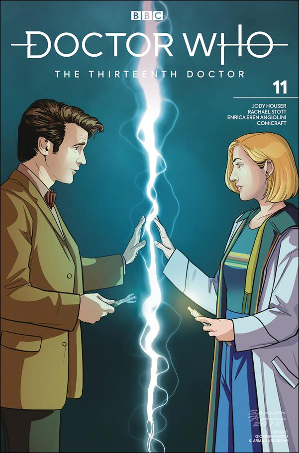Doctor Who: The Thirteenth Doctor 11-C by Titan