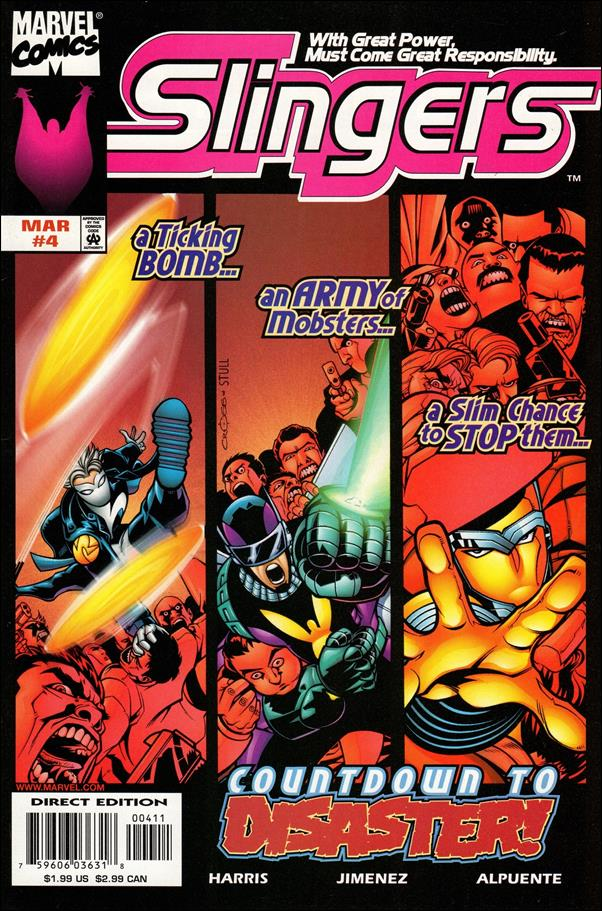 Slingers 4-A by Marvel