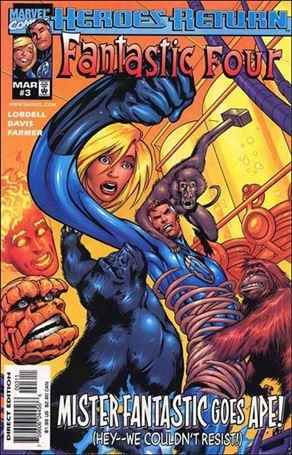 Fantastic Four (1998) 3-A
