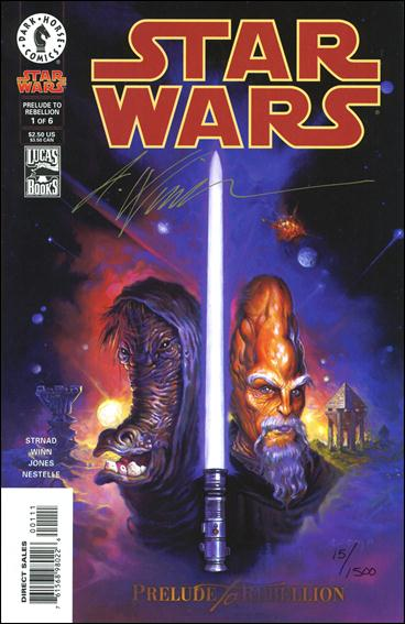 Star Wars/Star Wars Republic 1-C by Dark Horse