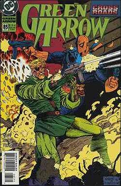 Green Arrow (1988) 85-A by DC