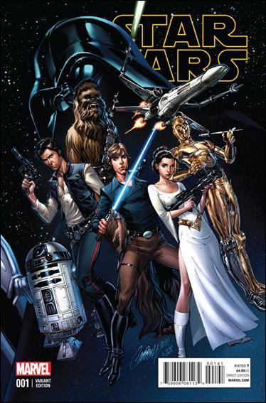 Star Wars (2015) 1-F by Marvel