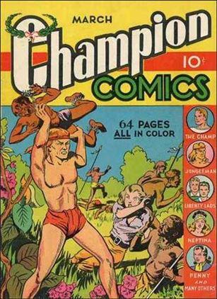 Champion Comics 5-A