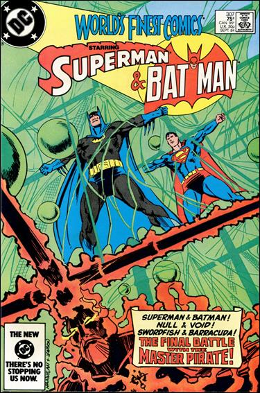 World's Finest Comics 307-A by DC