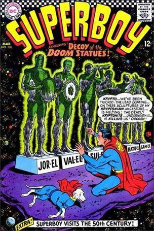 Superboy (1949) 136-A