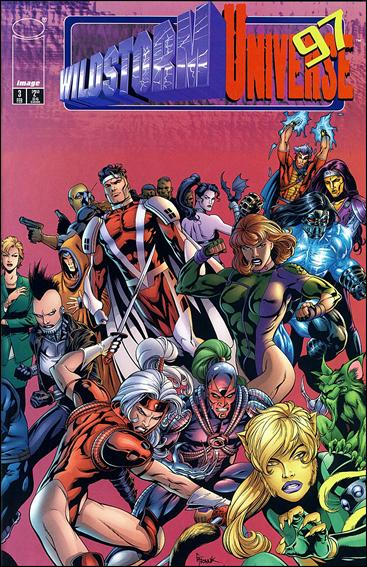 WildStorm Universe 97 3-A by Image