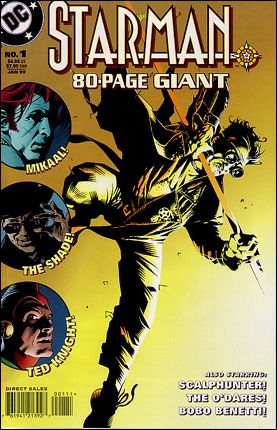 Starman: 80 Page Giant 1-A by DC
