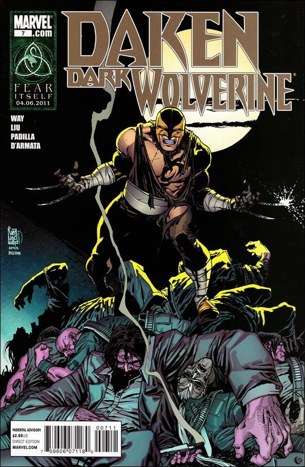 Daken: Dark Wolverine 7-A by Marvel