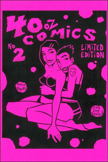 40oz Comics 2-A by 40oz Comics