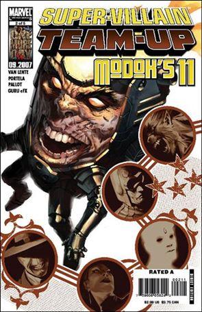Super-Villain Team-Up/MODOK's 11 2-A