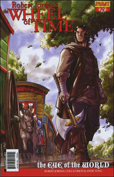 Robert Jordan's Wheel of Time: The Eye of the World (2010) 19-A by Dynamite Entertainment