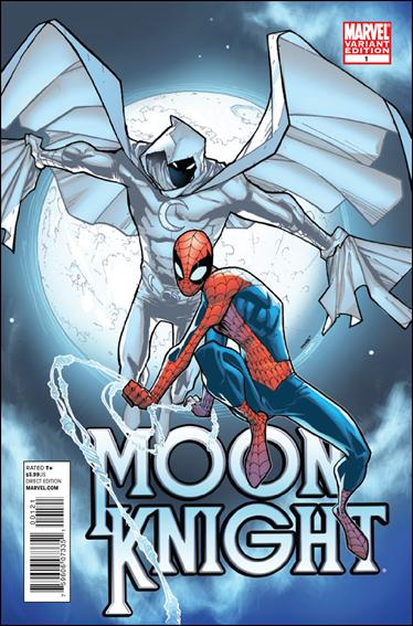 Moon Knight (2011) 1-C by Marvel