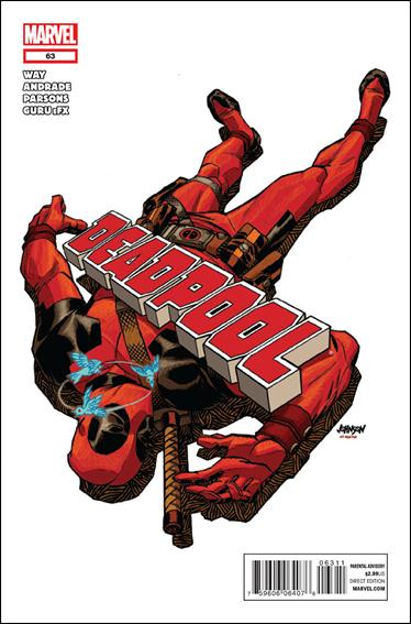 Deadpool (2008) 63-A by Marvel