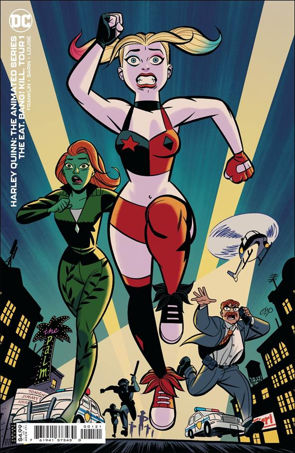 Harley Quinn: The Animated Series - The Eat, Bang, Kill Tour 1-B by DC