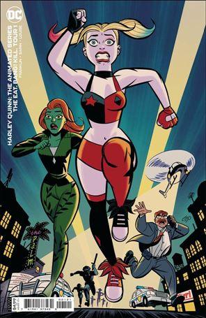 Harley Quinn: The Animated Series - The Eat, Bang, Kill Tour 1-B