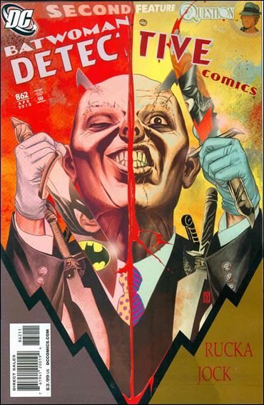 Detective Comics (1937) 862-A by DC