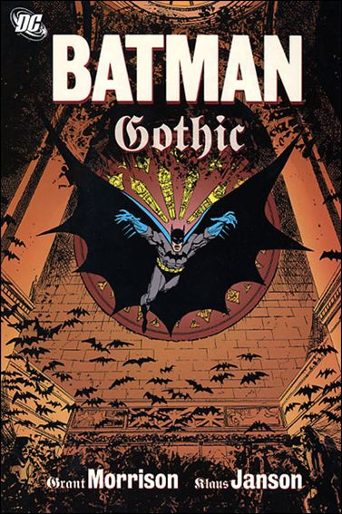 Batman: Gothic 1-A by DC
