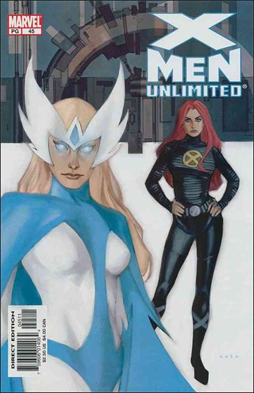 X-Men Unlimited (1993) 45-A by Marvel
