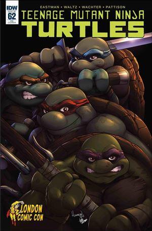Teenage Mutant Ninja Turtles (2011) 62-H