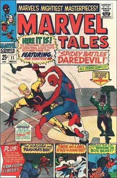 Marvel Tales (1966) 11-A by Marvel