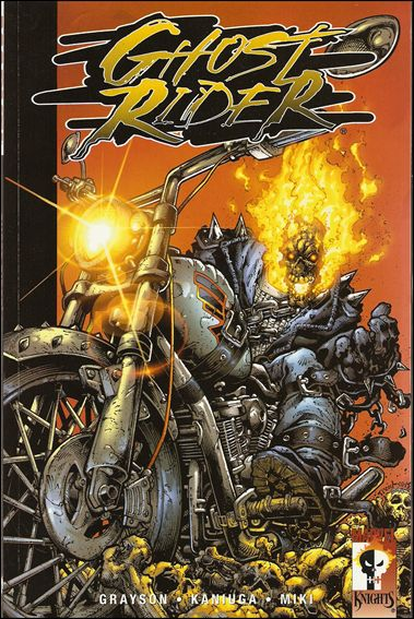 Ghost Rider: The Hammer Lane 1-A by Marvel