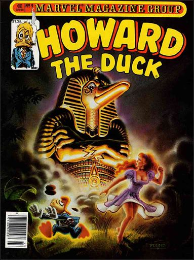 Howard the Duck (1979) 9-A by Marvel