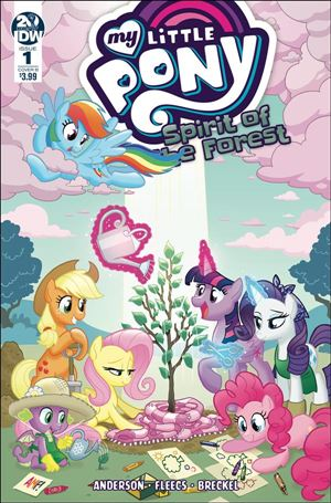 My Little Pony: Spirit of the Forest 1-B