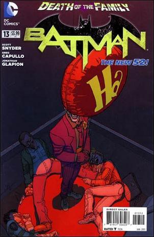 Batman (2011) 13-H by DC