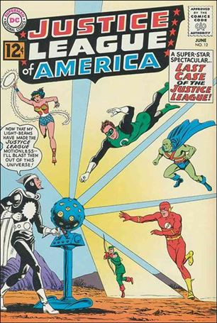 Justice League of America (1960) 12-A