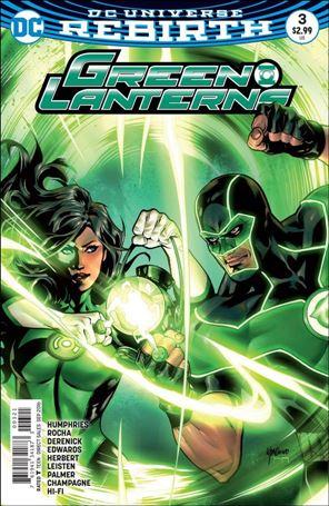 Green Lanterns 3-B