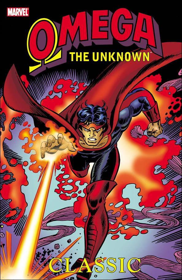 Omega: The Unknown Classic 1-A by Marvel