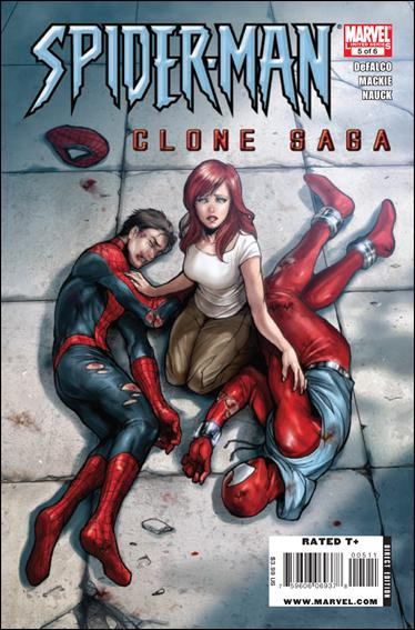 Spider-Man: The Clone Saga 5-A by Marvel