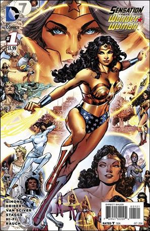 Sensation Comics Featuring Wonder Woman 1-B