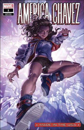 America Chavez: Made in the USA 1-C
