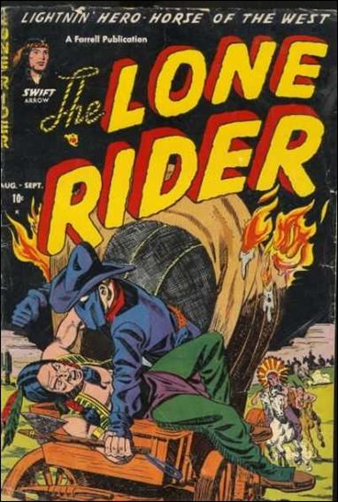 Lone Rider 9-A by Superior