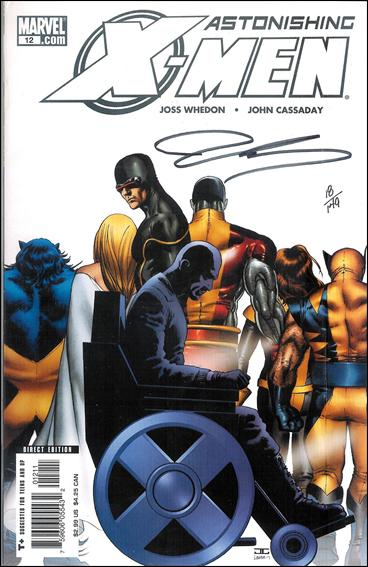 Astonishing X-Men (2004) 12-C by Marvel