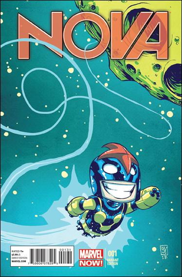 Nova (2013) 1-E by Marvel