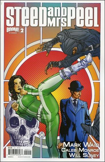 Steed and Mrs. Peel (2012) 2-A by Boom! Studios