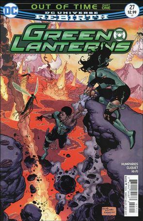 Green Lanterns 27-A