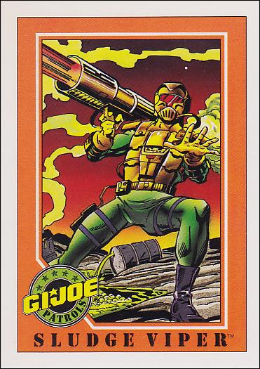 G.I. Joe (Base Set) 4-A by Impel