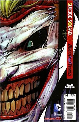 Suicide Squad (2011) 14-A by DC