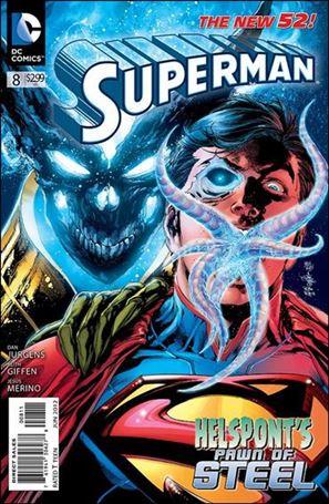 Superman (2011) 8-A
