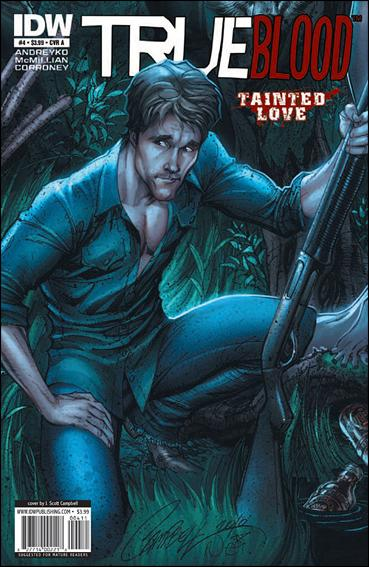 True Blood: Tainted Love 4-A by IDW