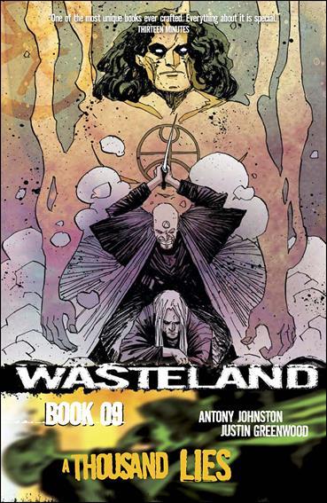 Wasteland 9-A by Oni Press