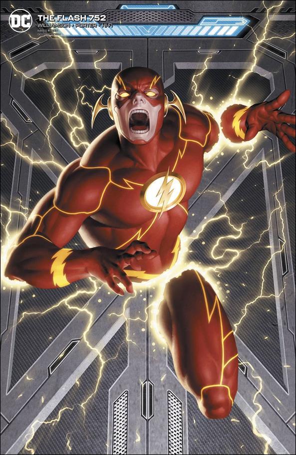 Flash (1959) 752-B by DC