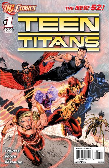 Teen Titans (2011) 1-A by DC