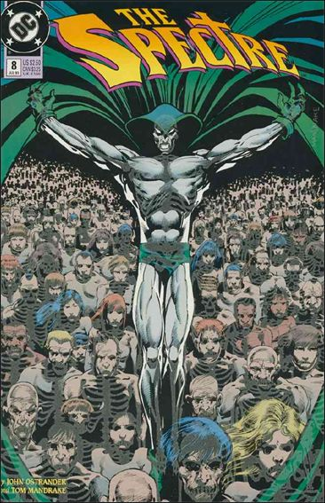 Spectre (1992) 8-A by DC