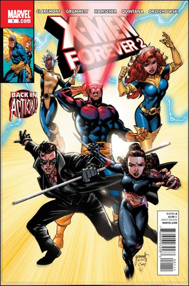 X-Men Forever 2 1-A by Marvel