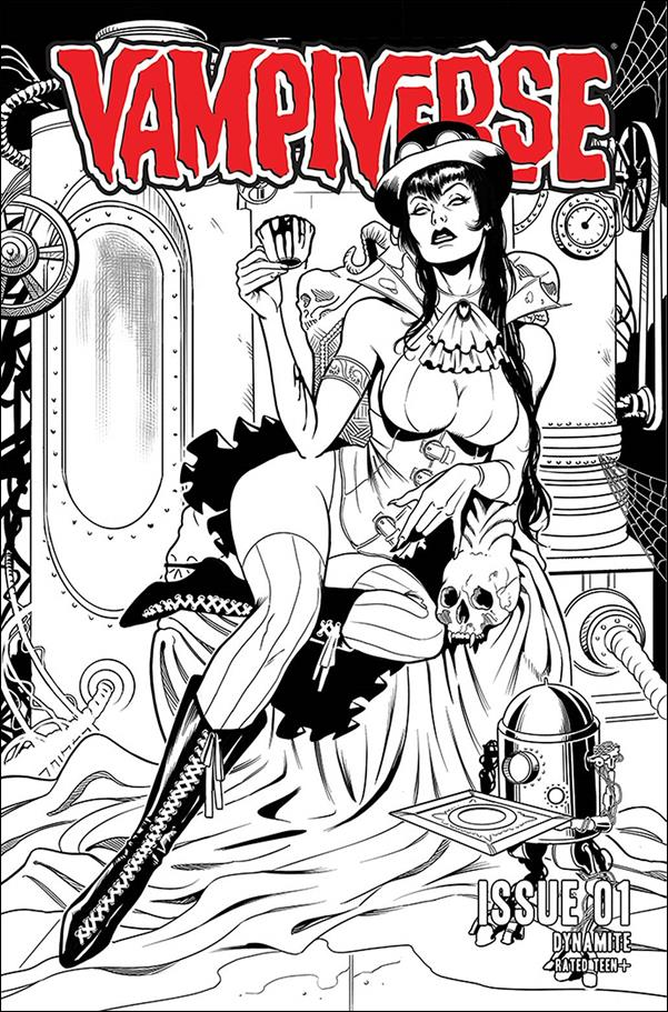 Vampiverse 1-O by Dynamite Entertainment
